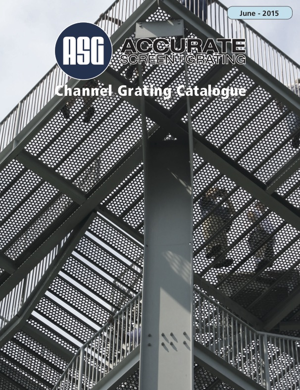 Channel Grating Catalogue Web