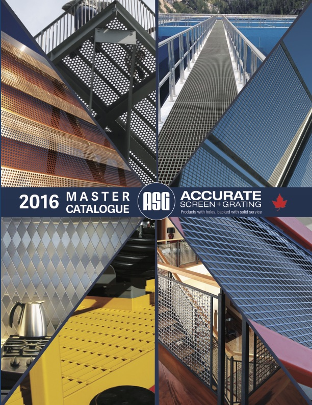 2016 Master Catalogue